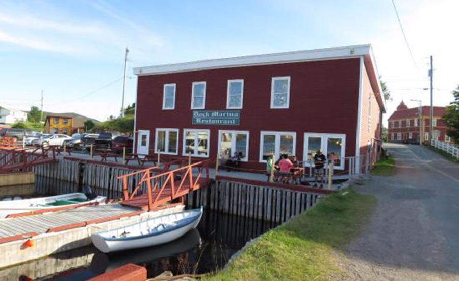 The Dock Marina