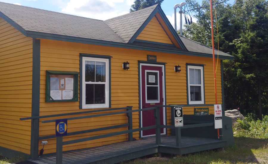 Princehaven Campground Office